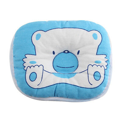 1*Printed Newborn Bear Pillow Infant Baby Support Cushion Pad Prevent*Flat Head
