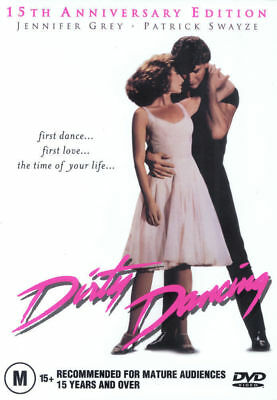 Dirty Dancing - Patrick Swayze, Jennifer Grey -  New & Sealed DVD