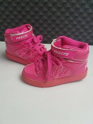 Heelys Girls Size 13 Hot Pink Trainers