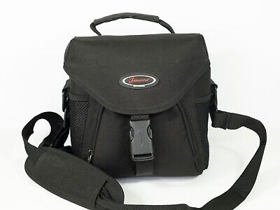 DURAGADGET Water-Resistant Black /& Grey Cross-Body Carry Bag Compatible with The Kaiser Baas X100
