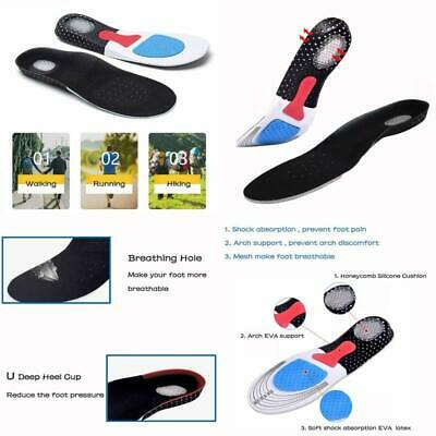 Plantar Fasciitis Insoles Footconfortplus Feeling Younger Just Go Caresole NEW