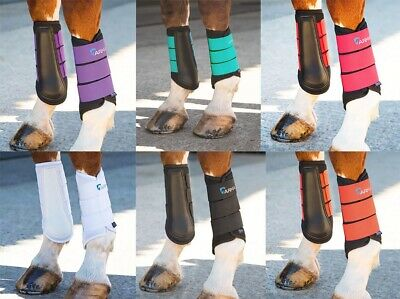 Shires Arma Neoprene  Brushing Boots - Discontinued Colours / Styles - To Clear