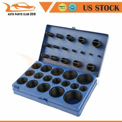 419pcs Universal O-Ring Assortment Set Metric Kit Automotive Seal Rubber Gasket