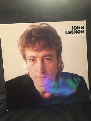 John Lennon The Collection Vinyl Album, Very Good Condition
