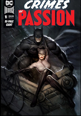 Crimes of Passion #1 Exclusive Ryan Brown Cover