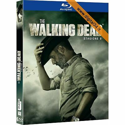 The Walking Dead: Stagione 9 (BS) |WALKING DEAD, THE SEASON 9 (BS)