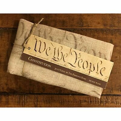 30 ct. Constitution Linen - Primitive Hare