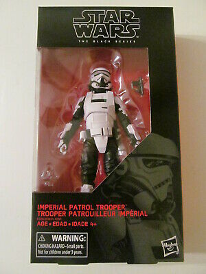 Star Wars: The Black Series - Imperial Patrol Trooper - #72 - 6-Inch - Sealed