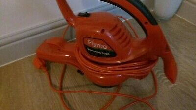Flymo PowerVac 3000 leaf blower and vacuum