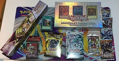 Yugioh Card Collection Lot Yu-Gi-Oh! Cards Super Ultra Secret Rares 100 + Cards
