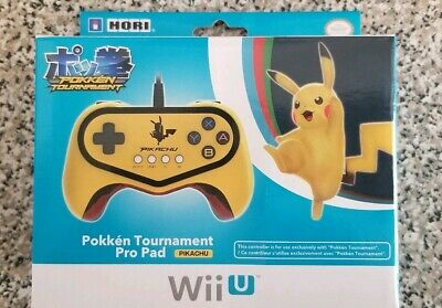 Pokken Tournament Pro Pad Limited Edition Controller for Nintendo Switch /Wii U