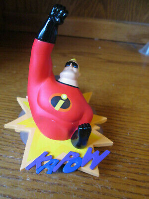 Hallmark Keepsake Christmas Ornament Disney Pixar Mr Incredible 2004