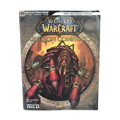 World of Warcraft Dungeon companion bradygames guide