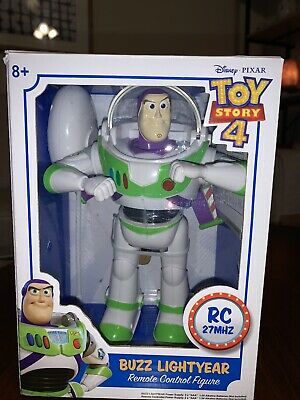 Disney Buzz Lightyear Remote Controlled Figure
