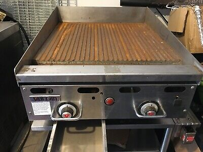 Vulcan Rapid Recovery Heavy Duty Natural Gas Griddle Grill