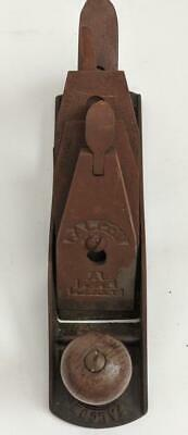 Vintage Pope Falcon Woodworking Plane 9 inch  Made in Australia