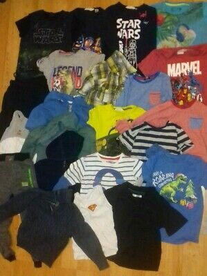 Boys clothes Bundle 4-8 years. Various items - Detailed Description