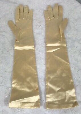 Vintage Kayser Double Woven Nylon Gloves - Made In West Germany