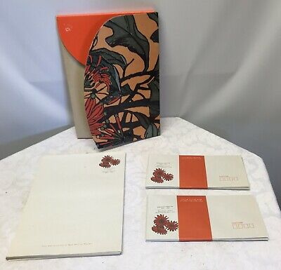 The Art Gallery of NSW Margaret Preston Print Stationery Set - Envelopes and Wri