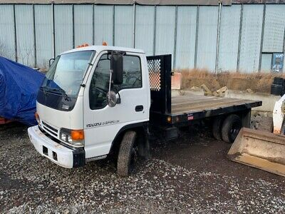 2004 isuzu npr hd truck low miles