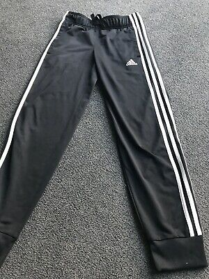 Girls Adidas Jogging Bittoms Age 11-12 Years