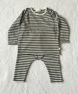 Next Baby Boy Leggings & Top Outfit 3 - 6 Months - Brand New Without Tag