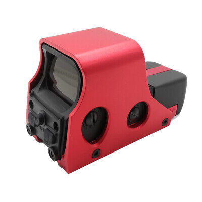 Tactical Optic Sight For Hunting Optics Holographic Red Dot Riflescope Air Soft