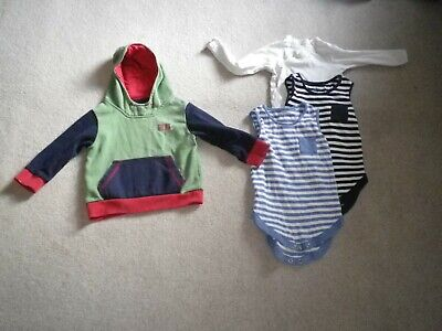 Boys clothes bundle Tops, Jeans, Hoodie PJ's & Trousers   4-5 years......gd con
