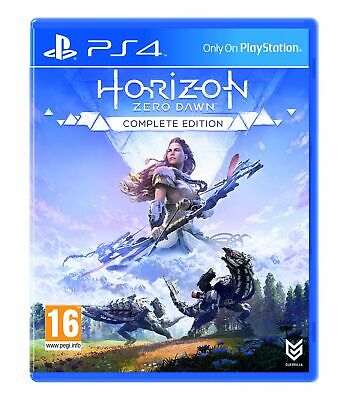 Horizon Zero Dawn: Complete Edition (Playtation Hits) (PS4) (New) - (Free Postag