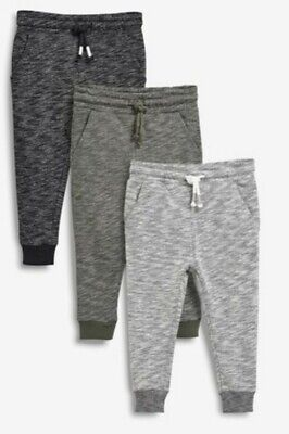 Next Joggers Pack Of 3 Age 4-5 Years Excellent Condition