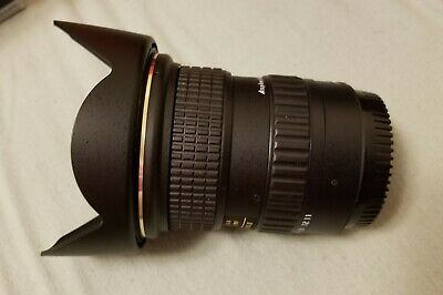 Tokina AT-X 116 PRO DX-II 11-16mm f/2.8 Lens - Canon