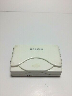 Belkin  4-PortsTravel USB Hub 722868682029 NEW