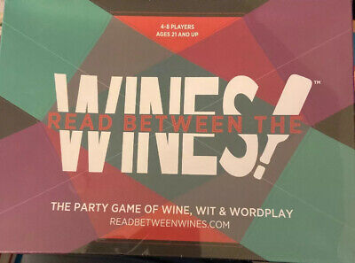 Wit /& Wordplay A Party Game of Wine UNCORKED