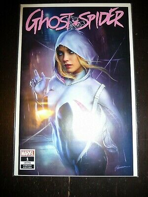 Ghost Spider #1 Shannon Maer Comic Mint Variant