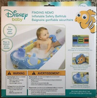 Disney Inflatable Safety Bathtub Bumpers Princess