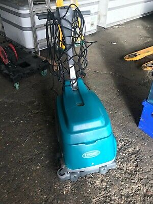 Tennant t1 commercial floor cleaner scrubber washer in perfect working order