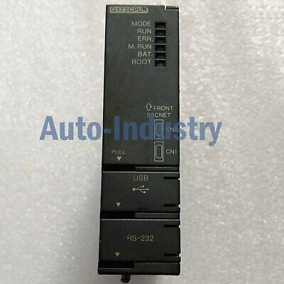 1PC Used Mitsubishi Q173CPUN tested Fully Q173CPUN Fast Delivery