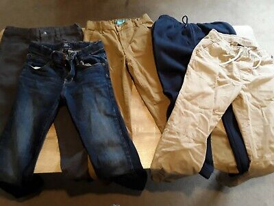 Boys Clothes Bundle jeans joggers trousers, age 9-10 years