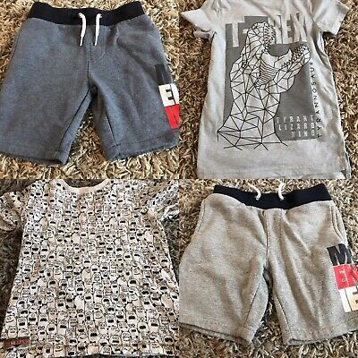 Boys Clothes Bundle Age 4-5 Years Next Mckenzie And Tu