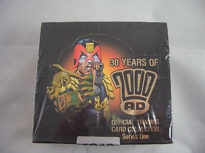 30 Years 2000 AD Series 1 Strictly Ink Trading Cards sealed