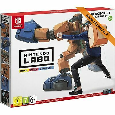 Nintendo Labo Kit Robot - Nintendo Switch
