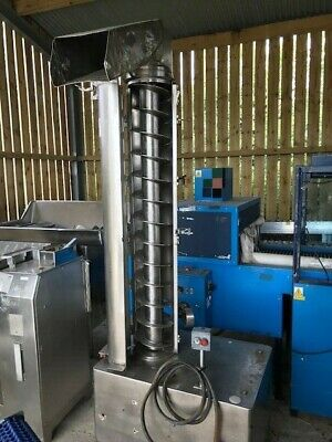 stainless meat vertical screw incline for mincer