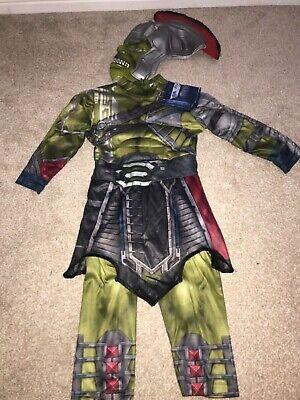 Hulk Dress Up Costume Age 3