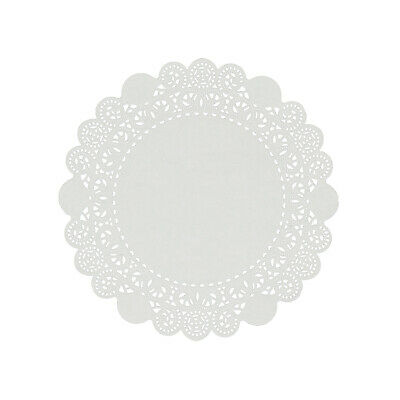 "Royal 8"" Disposable Paper Lace Doilies, Pack of 500, LD8"