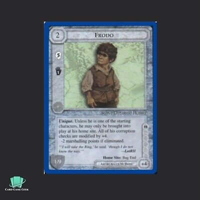 MECCG The Wizards Unlimited TWUL CCG TCG Rare cards 4//6