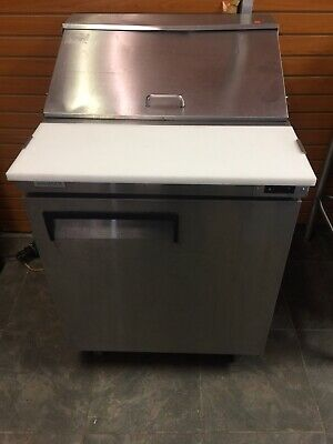 Stainless Steel Refrigerated Sandwich Prep Table