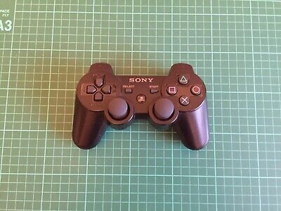 Sony DualShock 3 Gamepad - Black, Spares Only