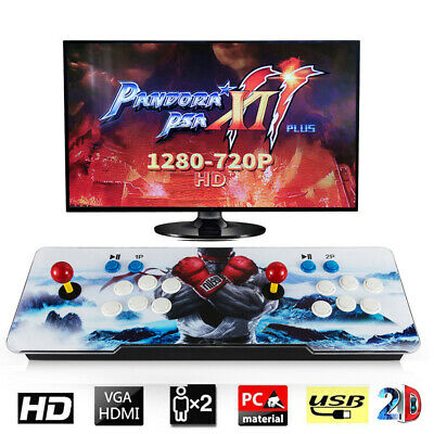 Pandora's Box 11 2706 Games in 1 Retro Video Games Double Stick Arcade Console