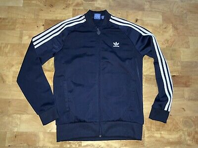 Boys-Girls Adidas Tracksuit Top Age 13-14