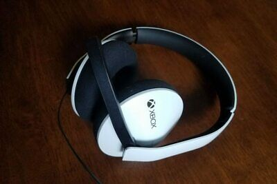 Microsoft Xbox One Official Wired Stereo Headset - White